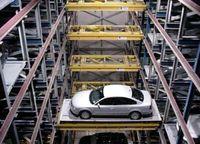 平麵移動類停車設備